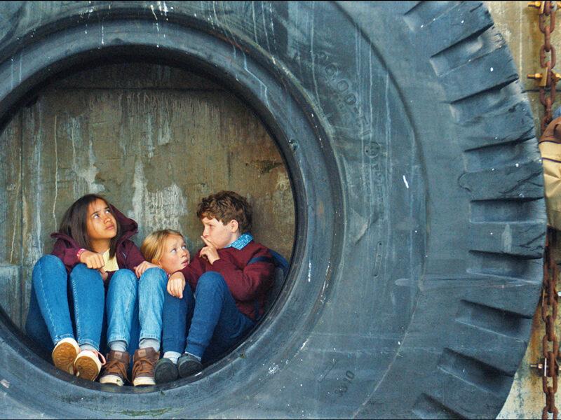 NRK-serien «Rabalder»: Barnas glade råskap